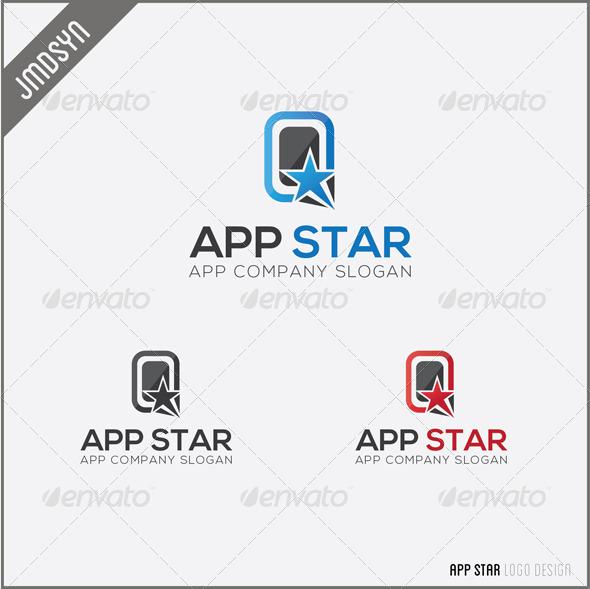 GraphicRiver App Star Logo 4914377