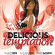 Delicious Temptation Flyer - GraphicRiver Item for Sale