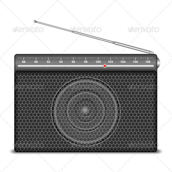 GraphicRiver Radio 4915199