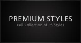 Premium Photoshop Styles