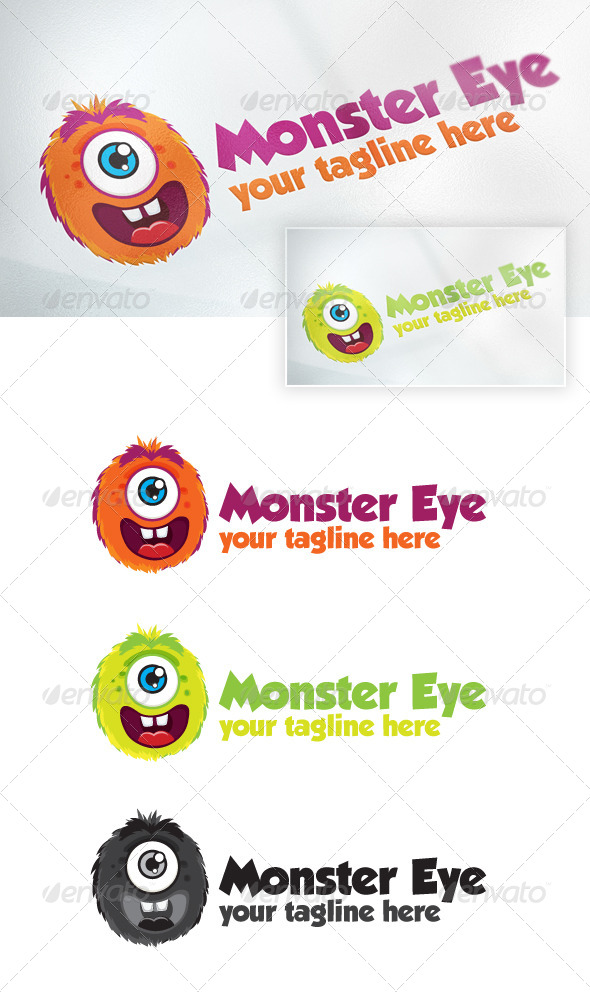 monster eye