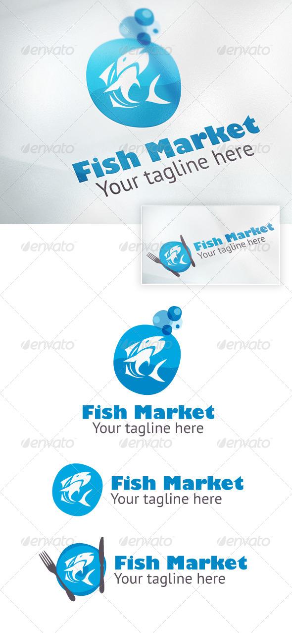 GraphicRiver Fish market 4916147