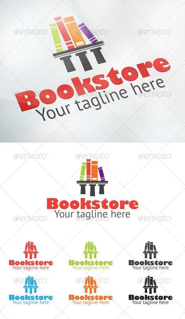 GraphicRiver Bookstore 4916163