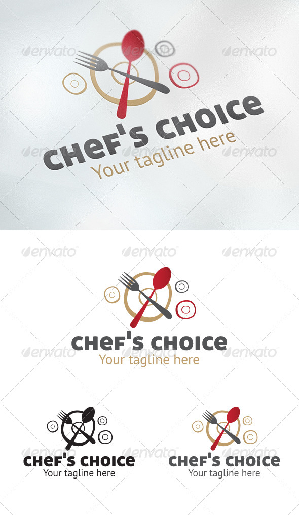 GraphicRiver Chef s Choice 4916172