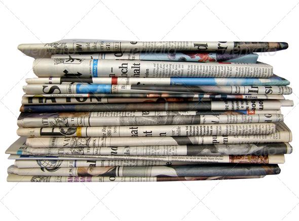 PhotoDune Newspapers 554102