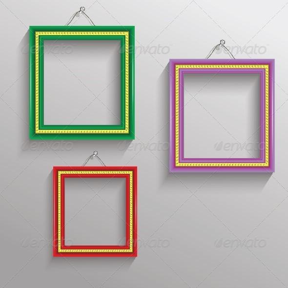 GraphicRiver Frames 4917120