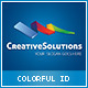 Colorful 3D Corporate Identity - GraphicRiver Item for Sale