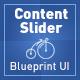 BlueprintUI Content Slider - WorldWideScripts.net Item kwa Sale