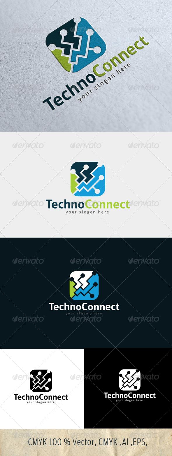 GraphicRiver TechnoConnect 4918706
