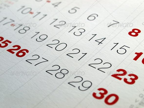 PhotoDune Calendar 571209