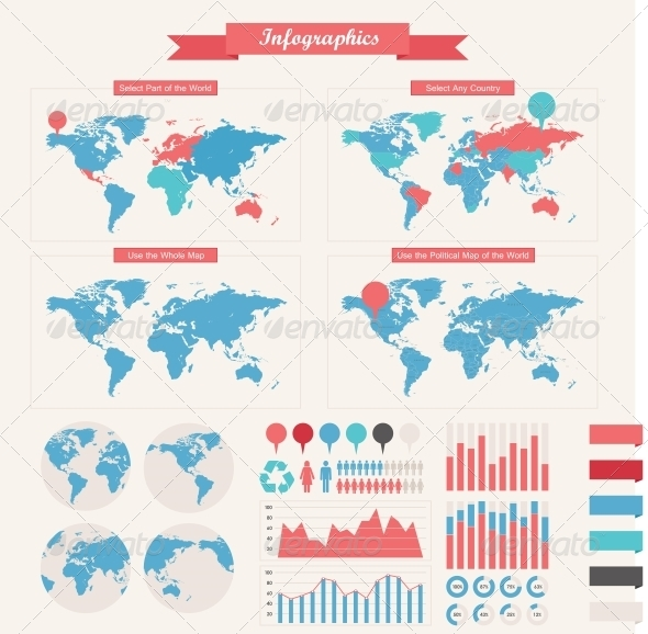 GraphicRiver Infographic Elements 4919319