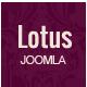 Lotus – Multipurpose Responsive Joomla Template  Free Download