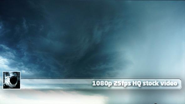 Thunder Storm Time Lapse 1