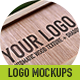 6 Logo Mockups - GraphicRiver Item for Sale