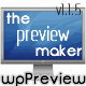 wpPreview - Wordpress Product Preview Manager