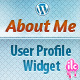 User Profile Widget for WordPress