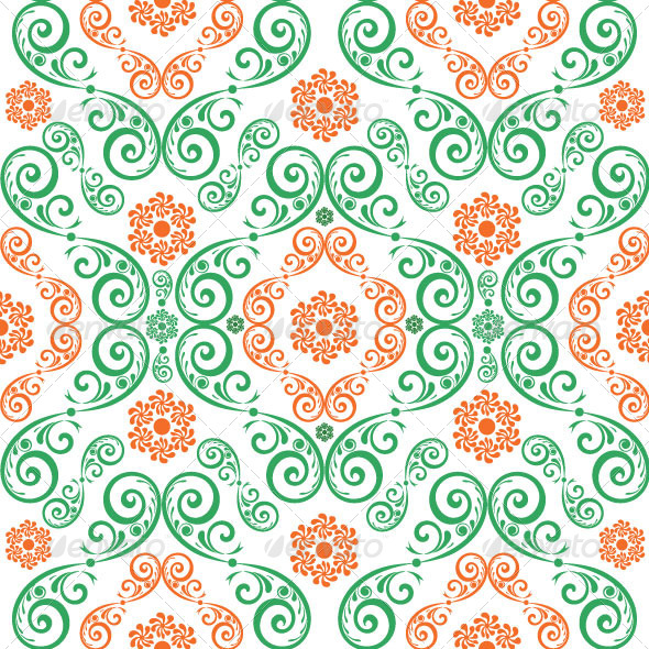 GraphicRiver Seamless Classic Pattern 13 4922932