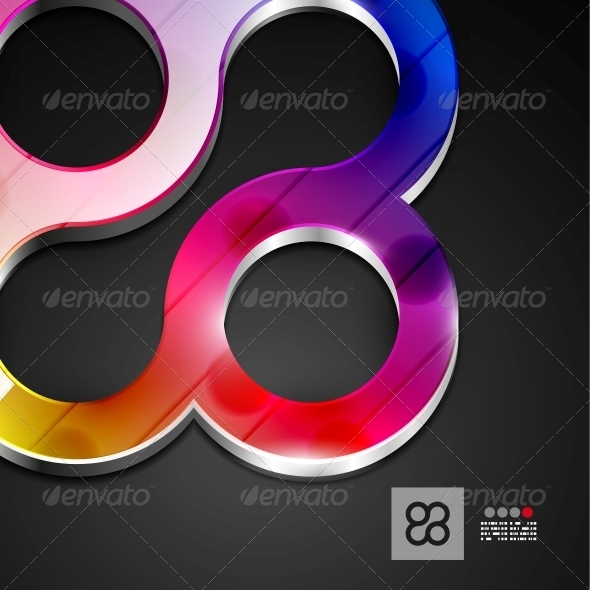 GraphicRiver Abstract 3D Geometrical Design 4924221