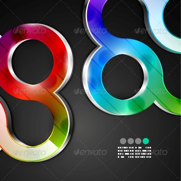 GraphicRiver Abstract 3D Geometrical Design 4924223