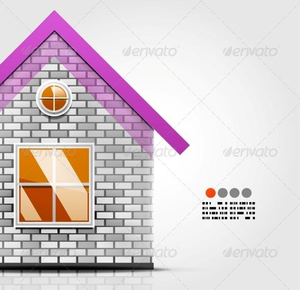 GraphicRiver House Design Template 4924385
