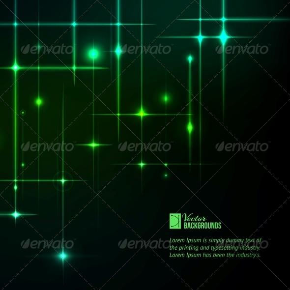 GraphicRiver Glitter Stars 4925541