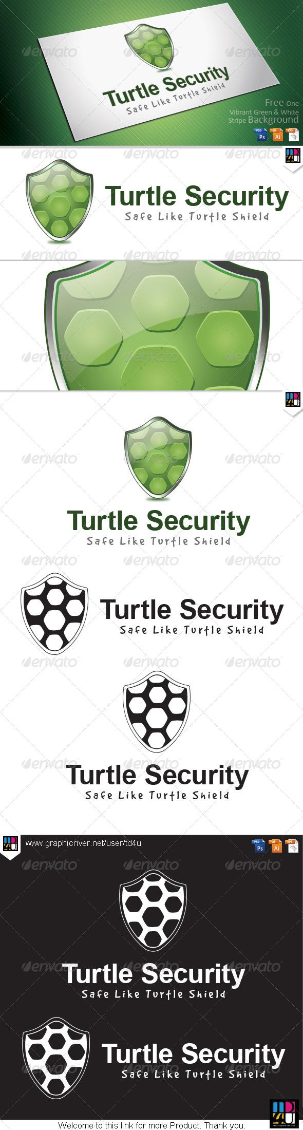 GraphicRiver Turtle Security 4925639