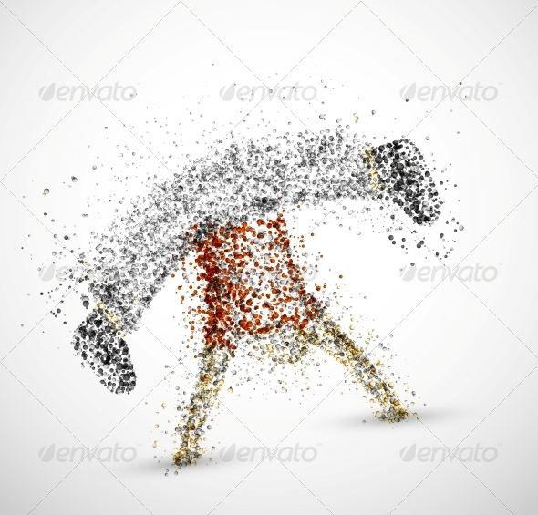GraphicRiver Abstract Male 4925892