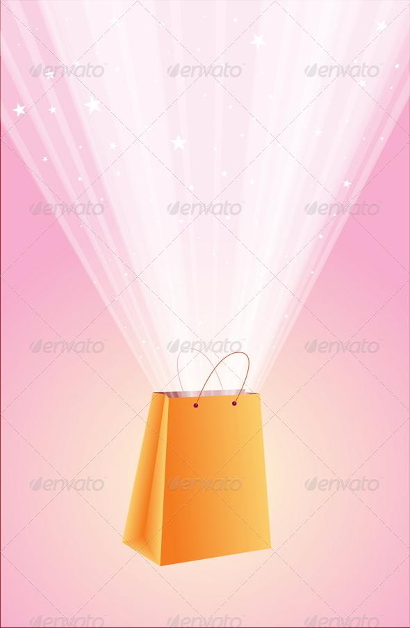 GraphicRiver Shopping Bag 4929050