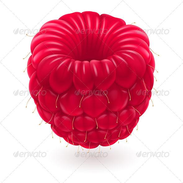 GraphicRiver Realistic Raspberries 4929271