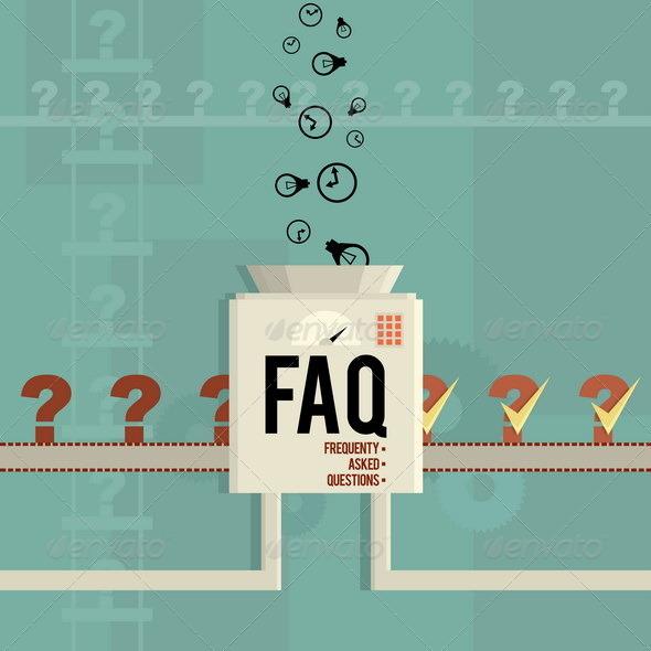GraphicRiver FAQ Machine 4929857