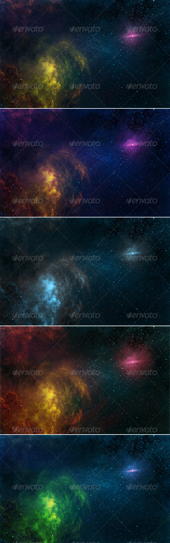 GraphicRiver Space Background 4930228
