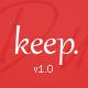 Duotive Keep for WordPress