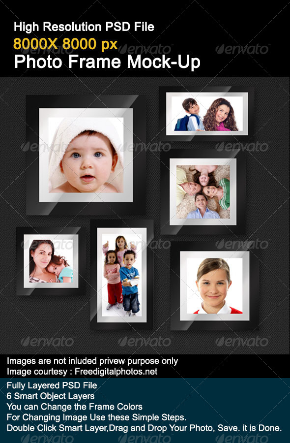 GraphicRiver Photo Frame 4909085