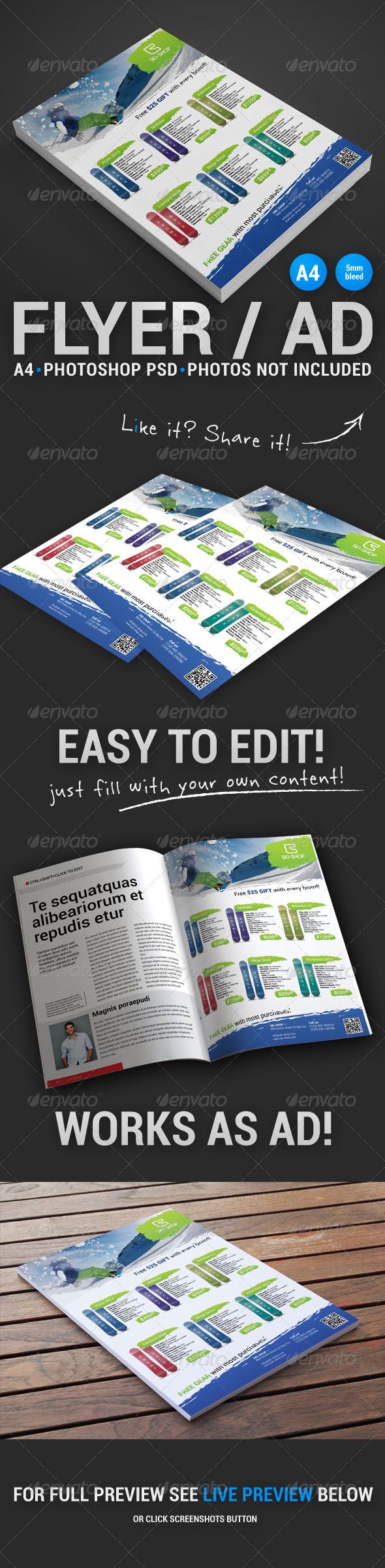 GraphicRiver Commerce Flyer 9 4931433