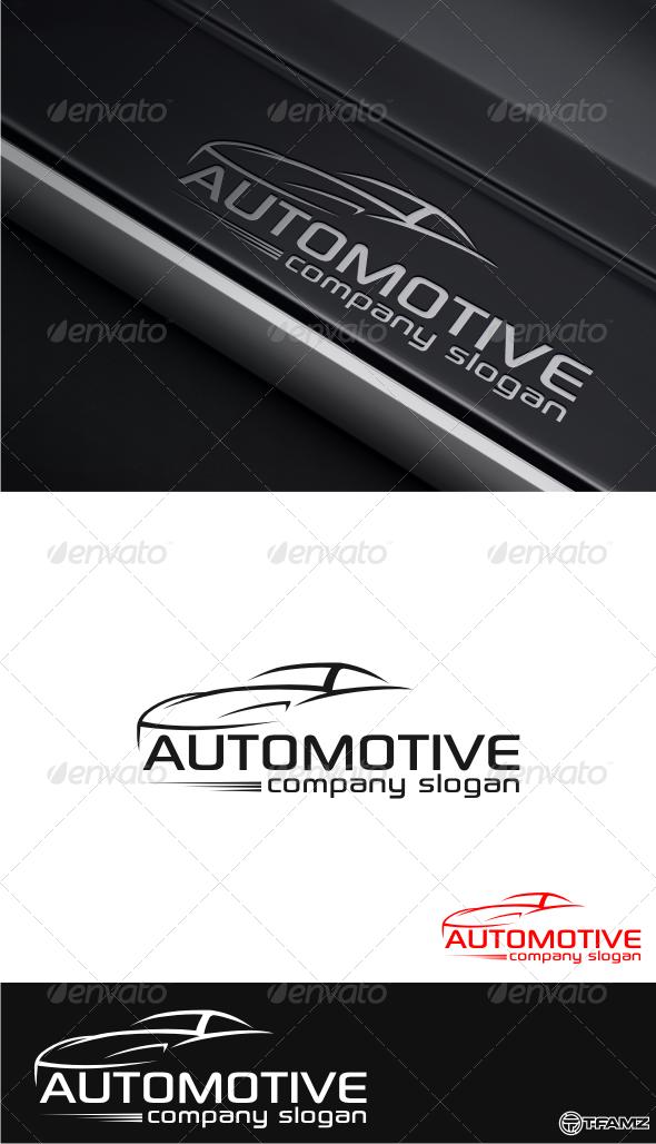 GraphicRiver Automotive Logo Templates 4931434