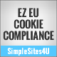 EZ EU Cookie Pagsunod - WorldWideScripts.net Item para sa Sale