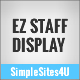 EZ staff Display at Pamamahala - WorldWideScripts.net Item para sa Sale