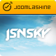 JSN Sky – Responsive Hotel Theme & Jomres support