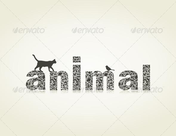 GraphicRiver Animal4 4931890
