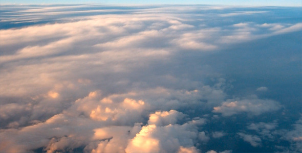 Flying Above The Clouds 2