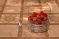 Strawberries in a Bowl - PhotoDune Item for Sale