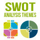 SWOT Analysis Theme x 3 - GraphicRiver Item for Sale