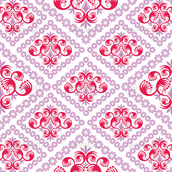 GraphicRiver Seamless Classic Pattern 4936523