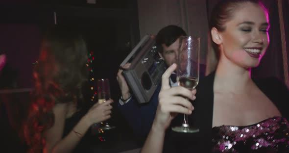 Retro Disco - Holidays Arkistofilmit