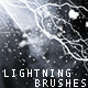 Electrical Lightning Brushes - GraphicRiver Item for Sale