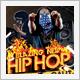 Blazing New Hip Hop CD Cover - GraphicRiver Item for Sale