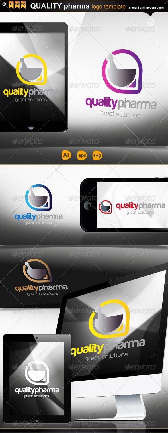 GraphicRiver Quality Pharma 4939132