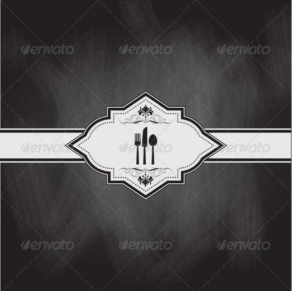 Menu Design - Backgrounds Decorative