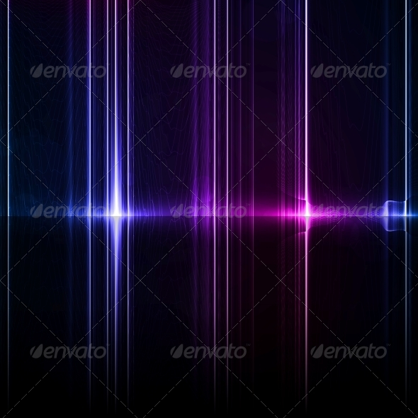 GraphicRiver Neon Abstract 4939764