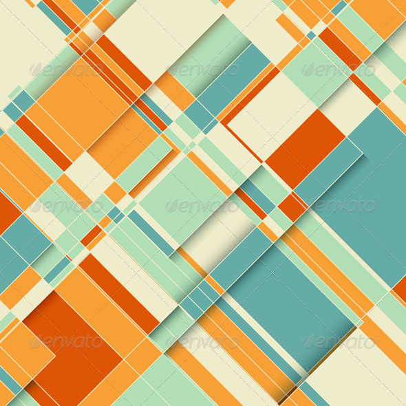 Geometric Background - Abstract Conceptual